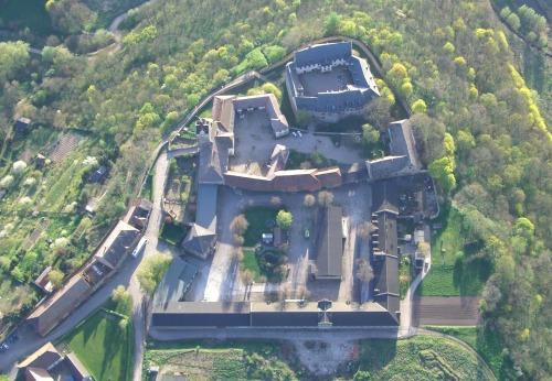 Luftaufnahmen - Burgen und Schlösser